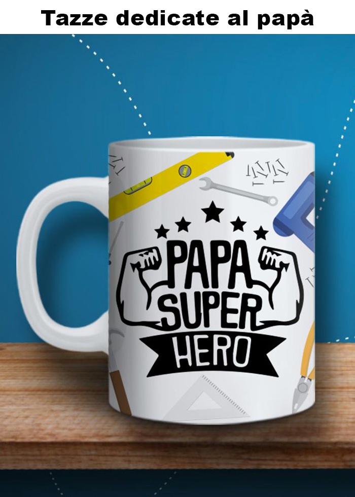 "Tazza ""super hero"""