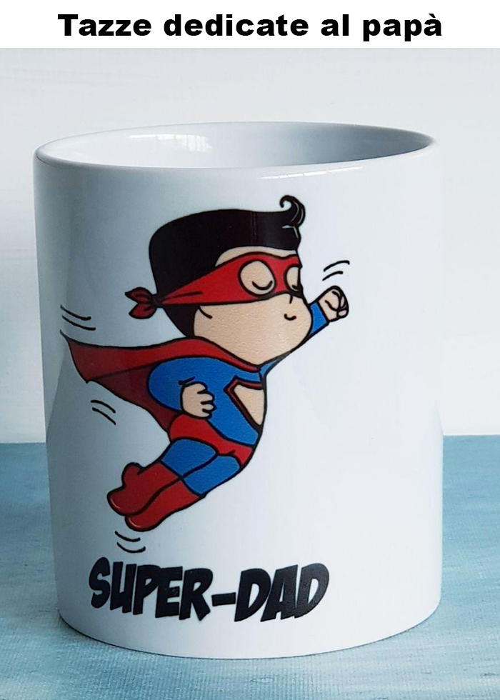"Tazza ""super dad"""