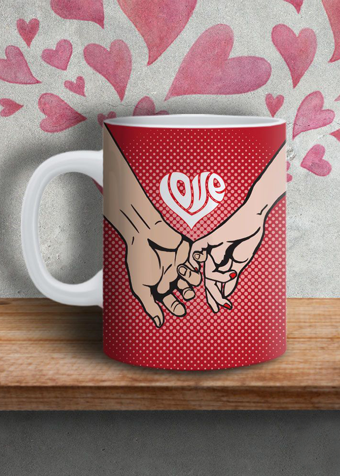"Tazza partner ""love"""