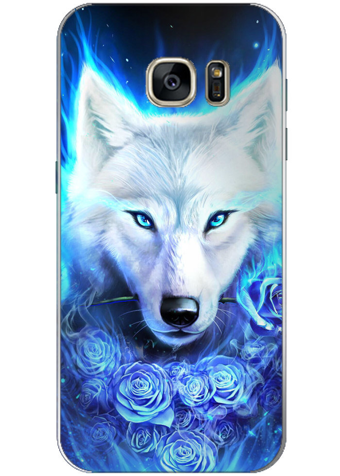 """Cover Samsung """"wolf"""""""