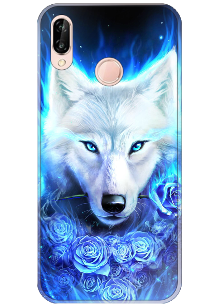 "Cover Huawei ""wolf"""